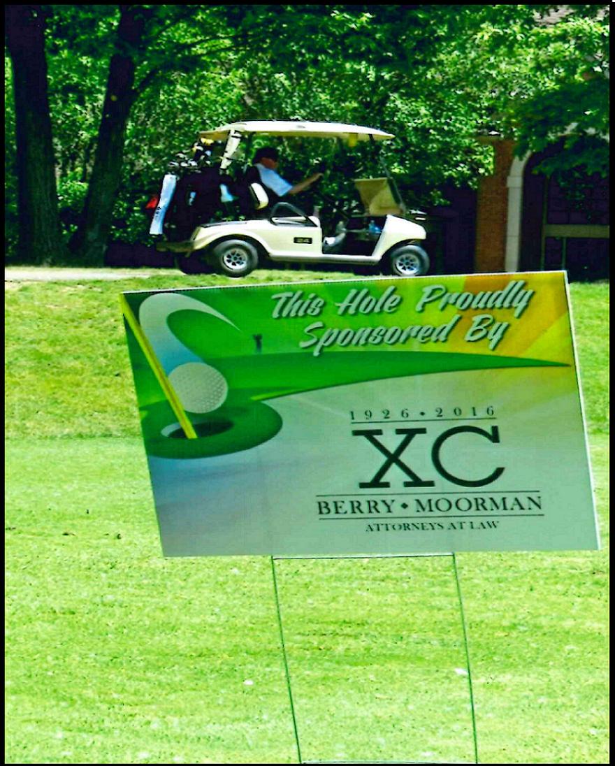 Ennis Golf Sponsor for website